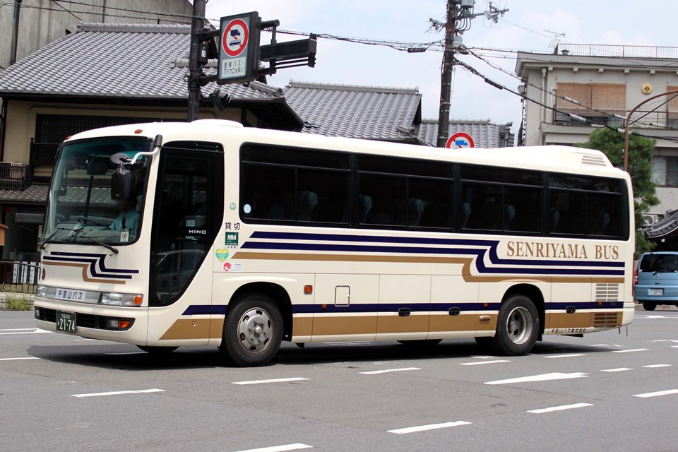 千里山バス か2174
