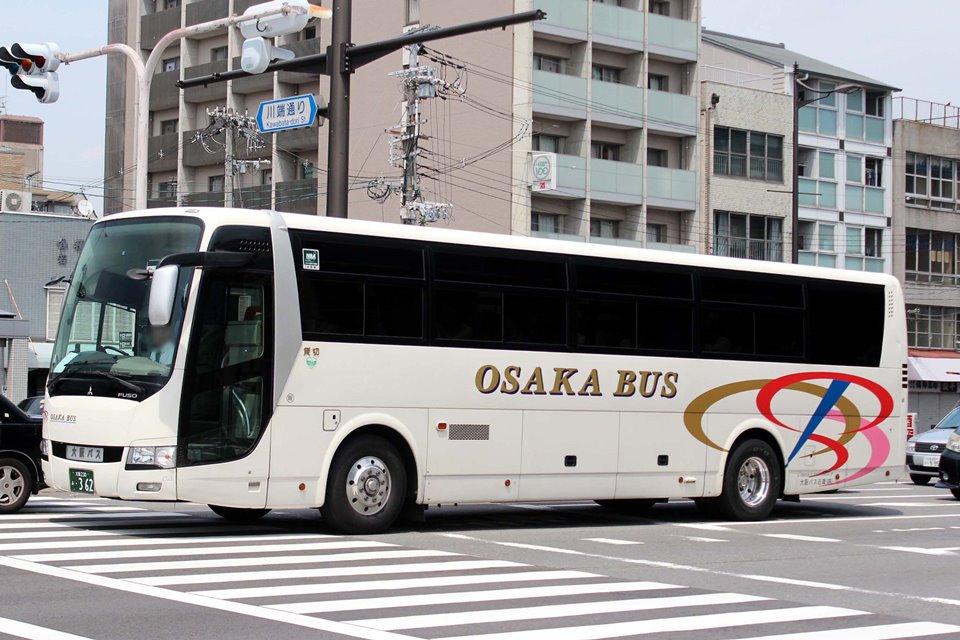 大阪バス近畿 あ362