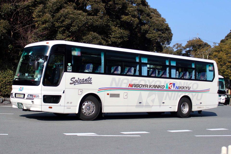 名鉄観光バス 70310