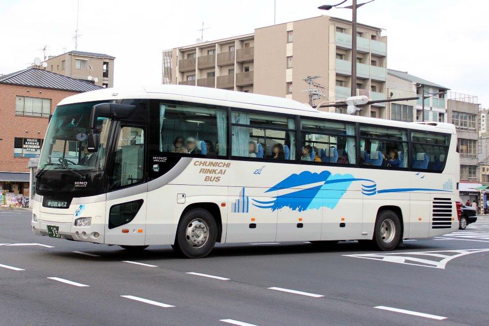 中日臨海バス か351