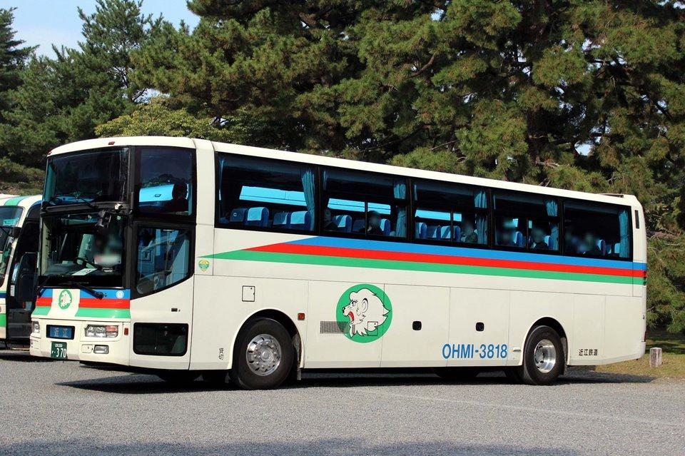 近江鉄道 3818