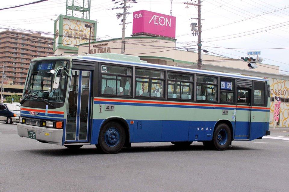江若交通 き397