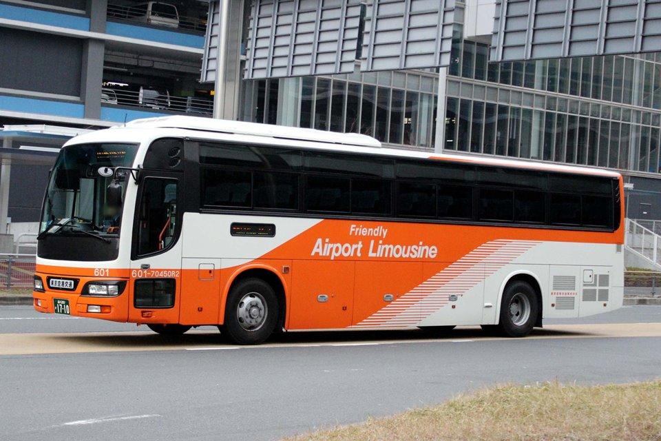 東京空港交通 601
