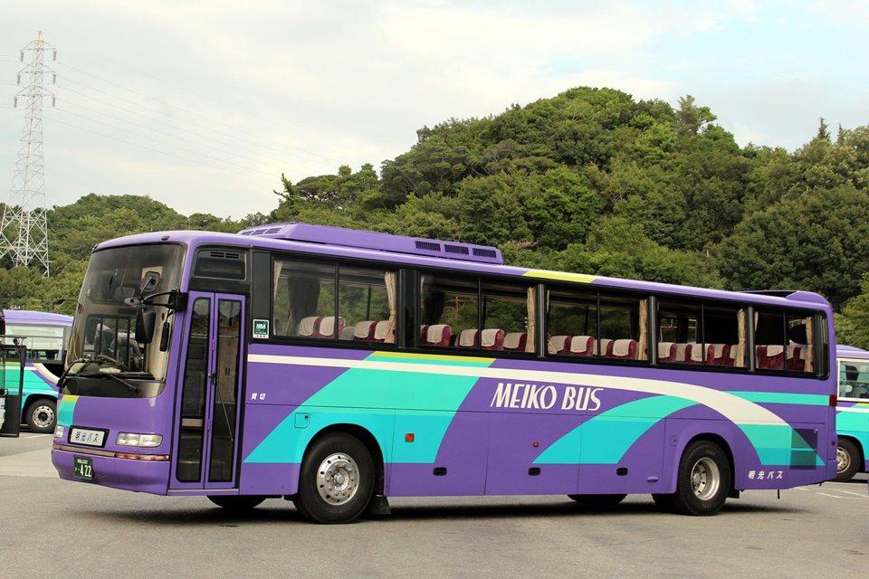 明光バス か422