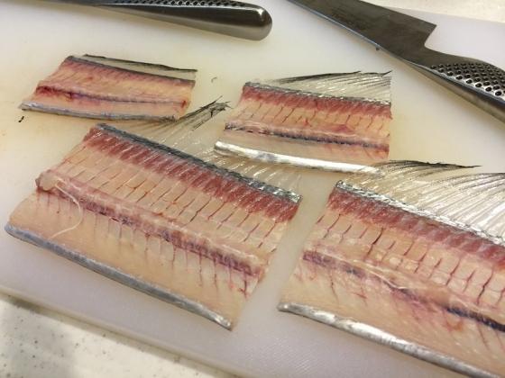 20151221007_太刀魚の骨