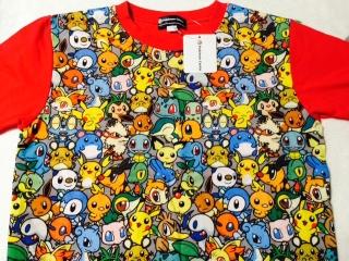 ポケモンプチ アブソル Tシャツ