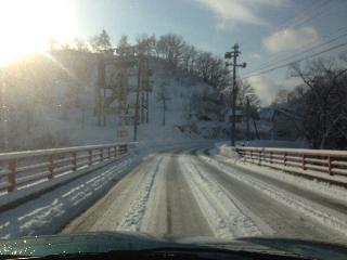 松之山温泉スキー場1