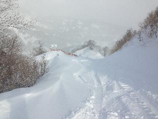 松之山温泉スキー場3
