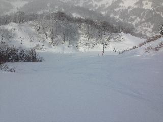 松之山温泉スキー場4