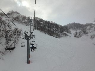 松之山温泉スキー場5