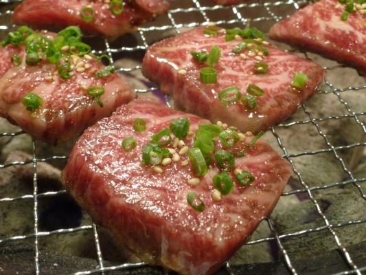 a 壱岐牛 焼肉1