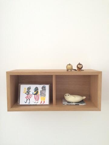 無印良品 良品週間 muji 壁に付けられる家具 棚 箱 飾り棚 北欧雑貨ディスプレイ リビング マリメッコ リサラーソン イッタラ