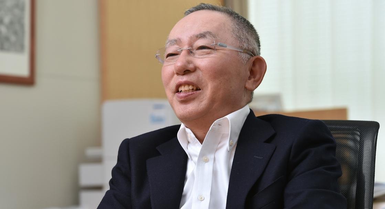 ユニクロ柳井氏