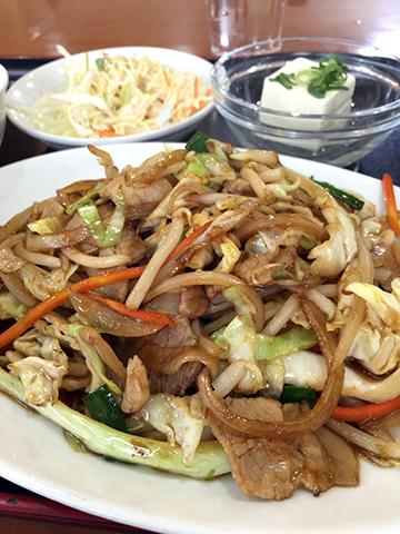 0204野菜炒め