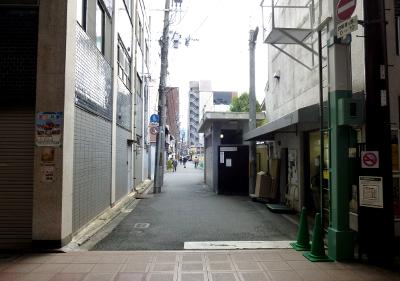 天性寺辻子