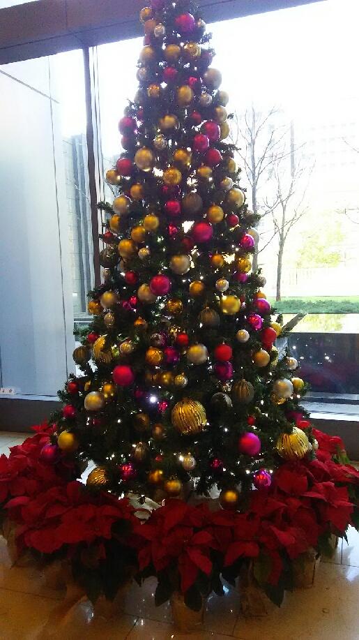 MSクリスマスツリー