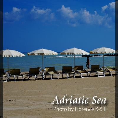 イタリア アドリア海 140901