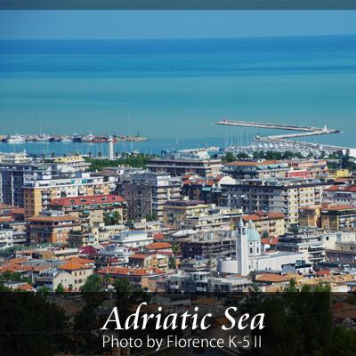 イタリア アドリア海 140902