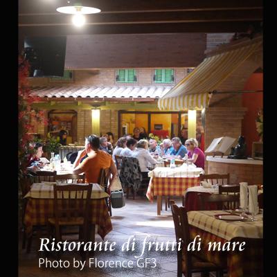 イタリア 海鮮レストラン 140902