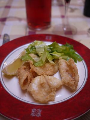 イタリア 海鮮レストラン150905