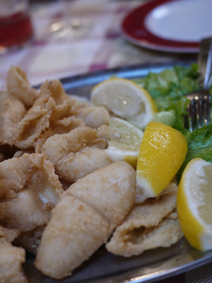 イタリア 海鮮レストラン150906