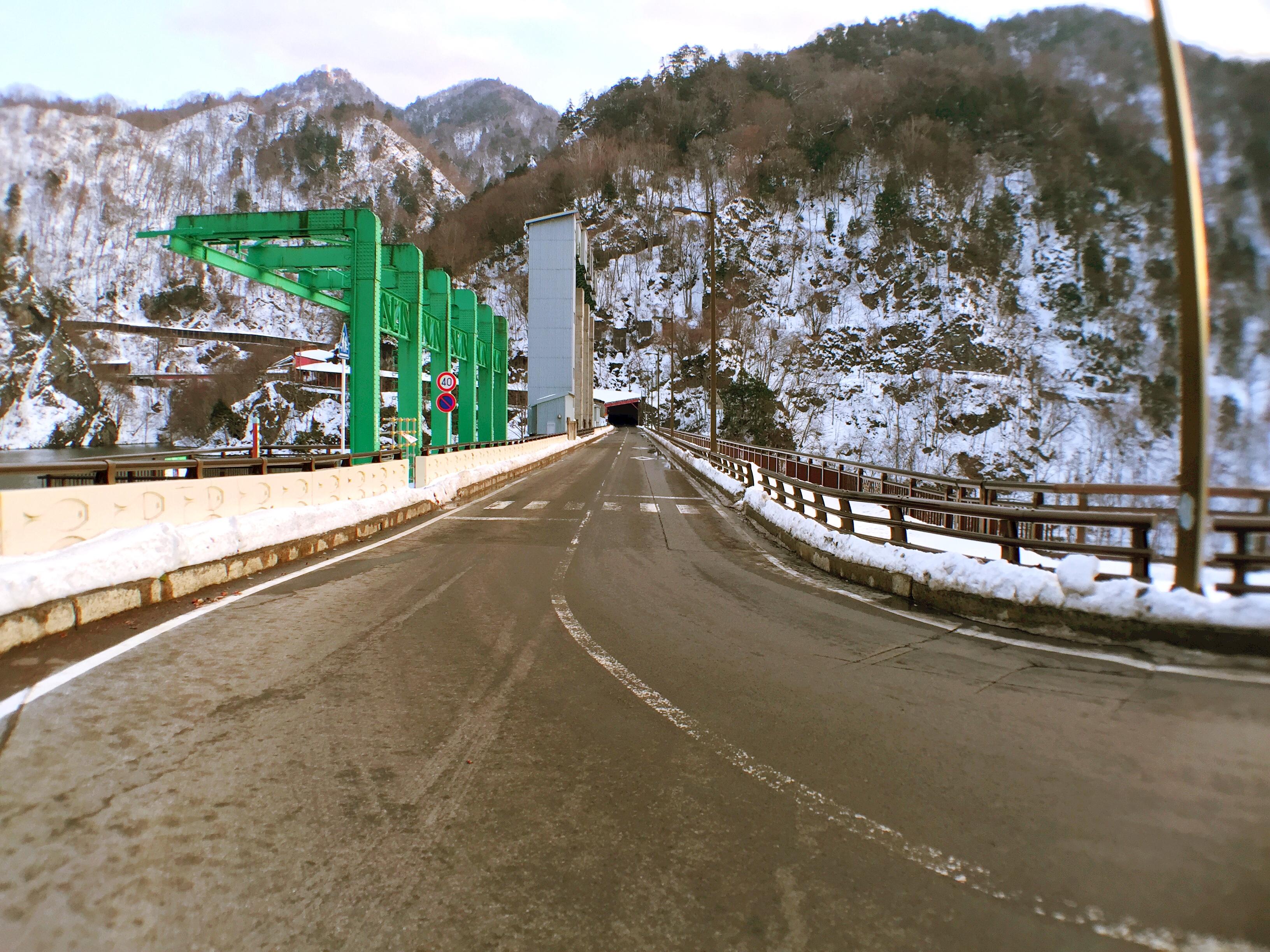 藤原ダム2