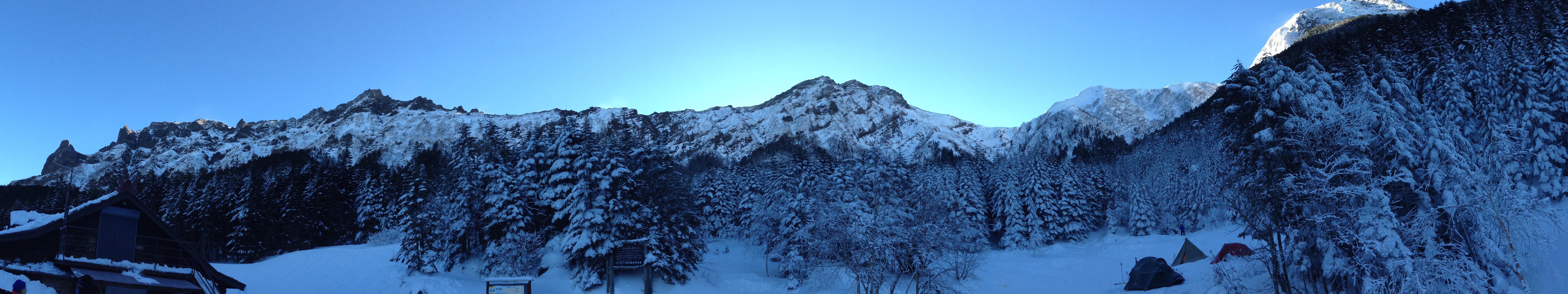赤岳パノラマ