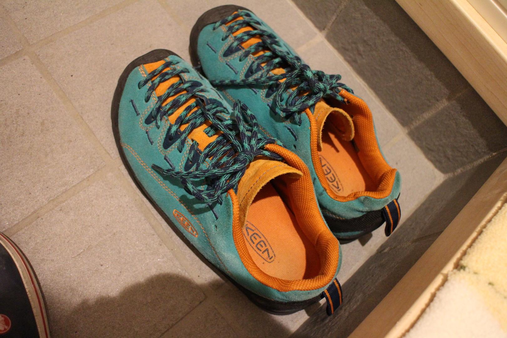 KEEN靴