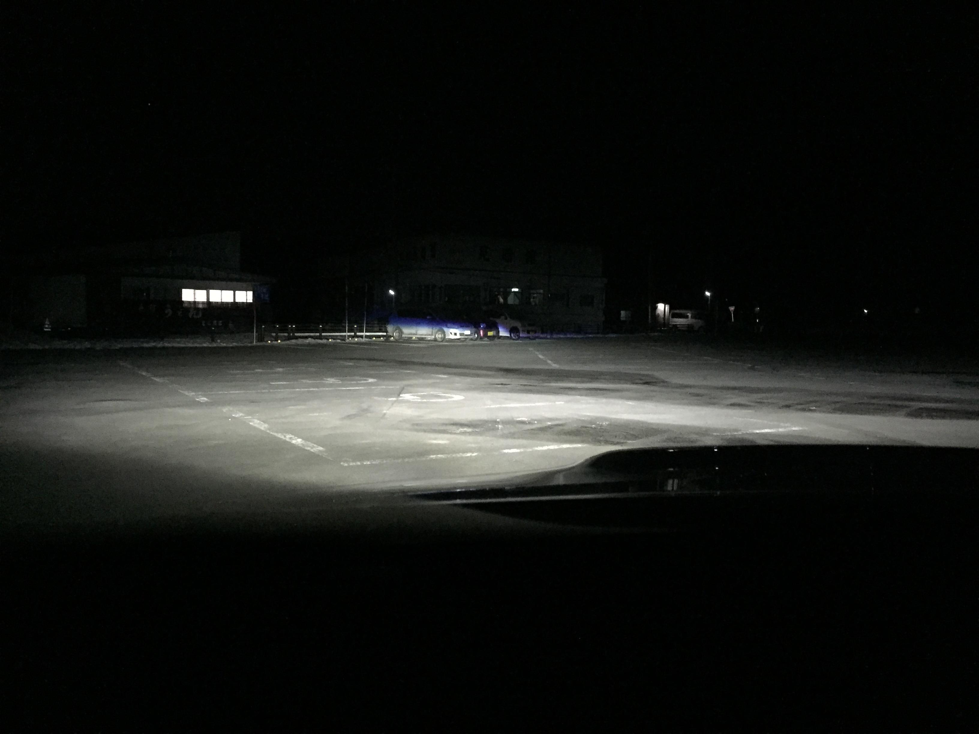 大沼駐車場