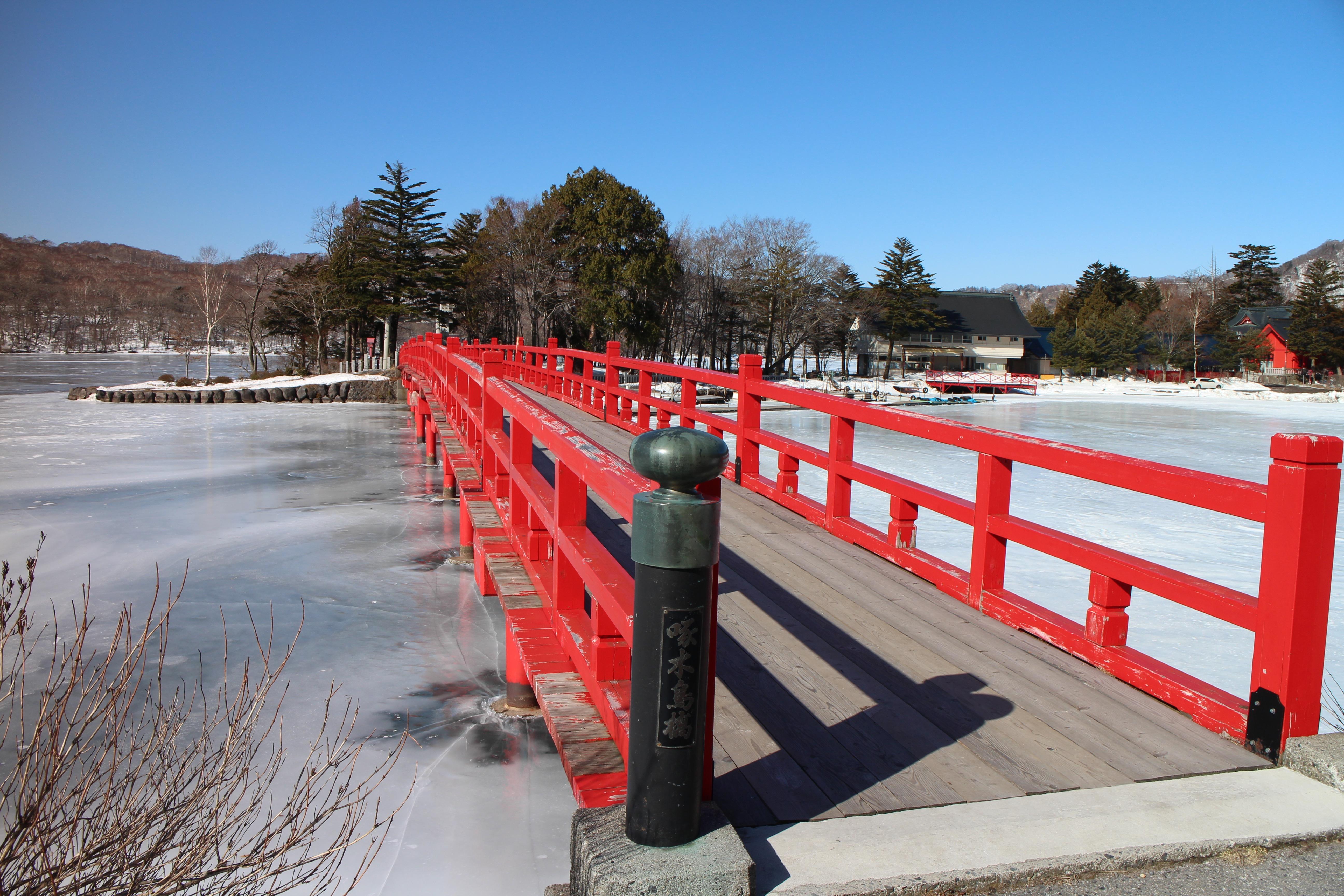 赤城神社橋