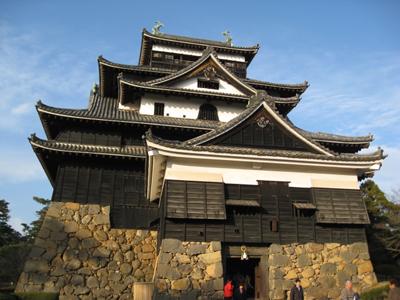 松江城 4