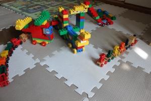 レゴ飛行場