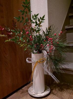 2015 お正月花