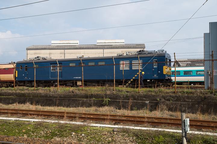 クモヤ145-305s