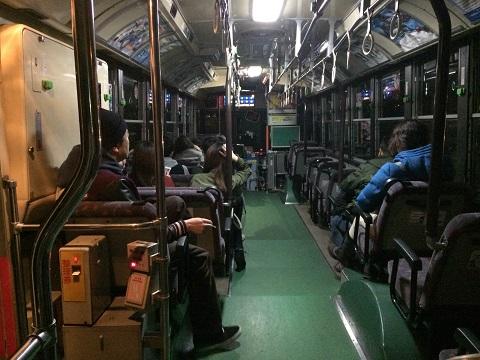 20バス車内