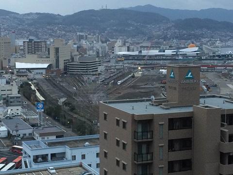 5ホテル朝景