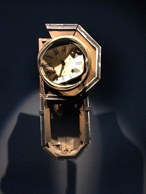 11原爆時計