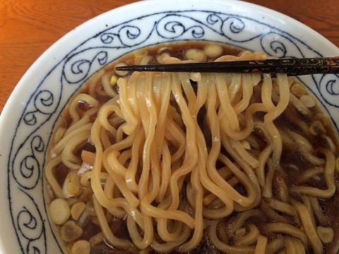 ブラック麺