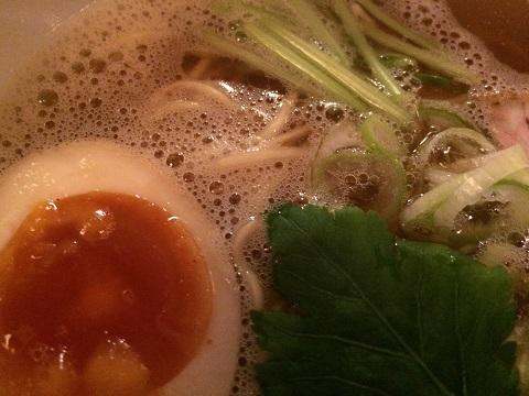 中華そば卵