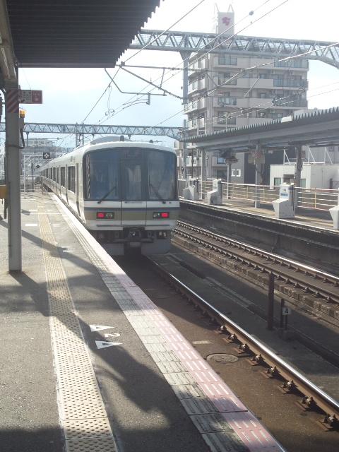 六甲道駅①