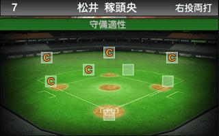 松井稼頭央Sランク1月6日追加選手 プロスピA
