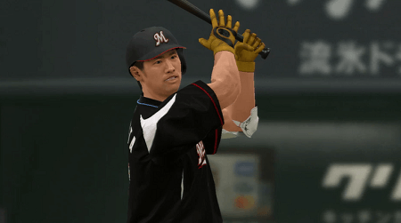 清田育宏1月6日追加Sランク右翼手能力一覧