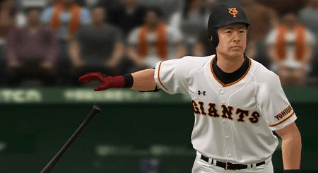 亀井善行1月6日追加セ・リーグSランク右翼手能力一覧