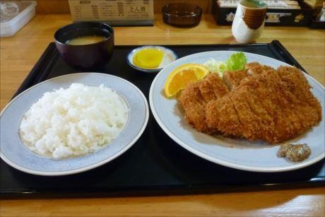ダブルカツ定食in芦別 とん勝 (6)_R