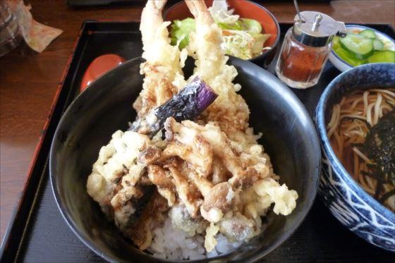 天丼+そばinレストラン若葉 (12)_R