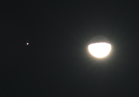 月木星接近