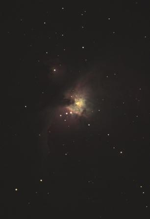 オリオン大星雲200