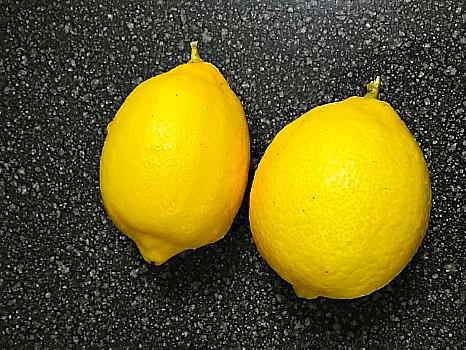 壱岐からのレモン