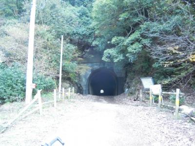 神山トンネル151127