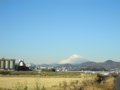今日の富士山1219